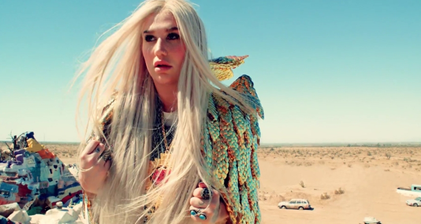 "Kesha's ""Praying"": Wishing Wellness After a Storm"