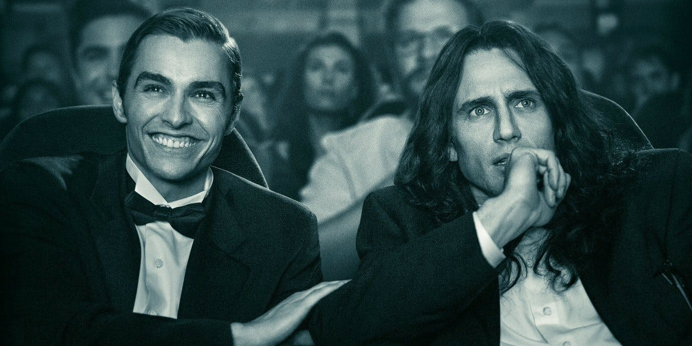 The Disaster Artist: Where Beauty Meets Vulgarity